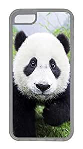 iPhone 5C Case, Customized Protective Soft TPU Clear Case for iphone 5C - Cutepander Cover