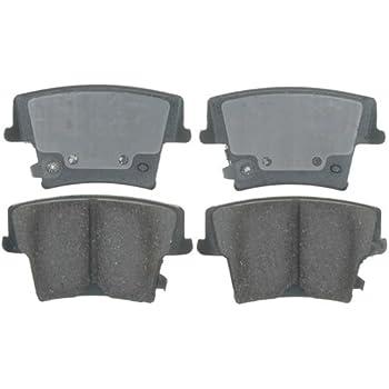 Raybestos ATD730AC Advanced Technology Ceramic Disc Brake Pad Set