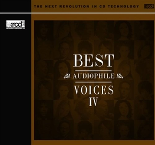 Best Audiophile Voices IV (XRCD Master)