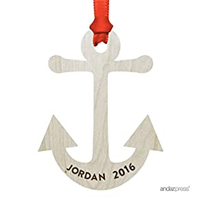 41ROCsCl6HL._SS300_ 75+ Anchor Christmas Ornaments