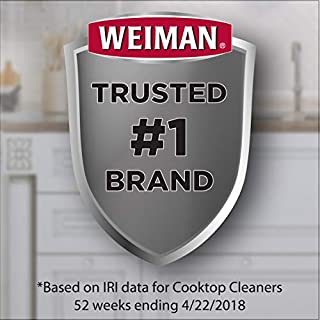 Weiman Glass Cooktop Cleaner - trusted brand