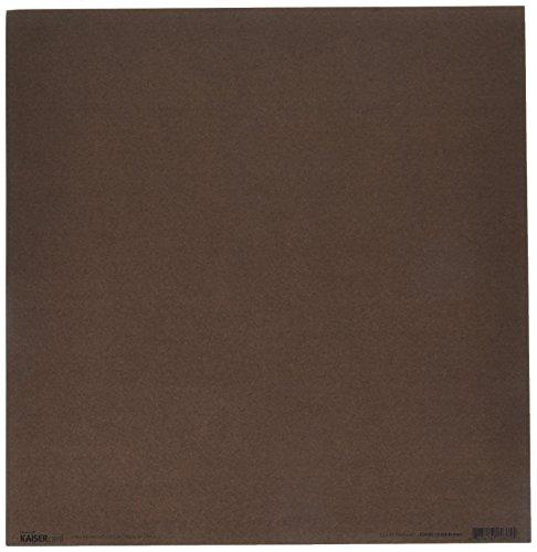 """Premium Cardstock 12""""X12""""-Dark Brown 20 per pack"""