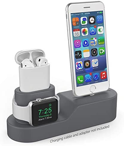 AhaStyle Silicone Holder Compatible AirPods