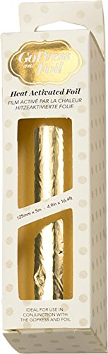 Artdeco Creations CO726041 Couture Creations Foil, Gold ()