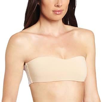 Top Secret Women's Femme Fatale Bandeau, Nude, Large