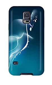New Premium Flip Case Cover Samsung Galaxy Skin Case For Galaxy S5