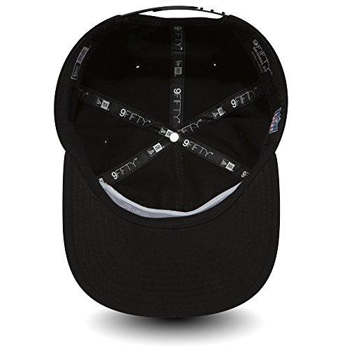 Gorra 9Fifty Statement Raiders by New Era gorragorra de beisbol (S/M (54-57 cm) - negro)