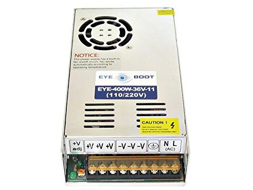 Eyeboot AC110V/220V to DC 36V Universal Regulated Switching Power Supply 400W