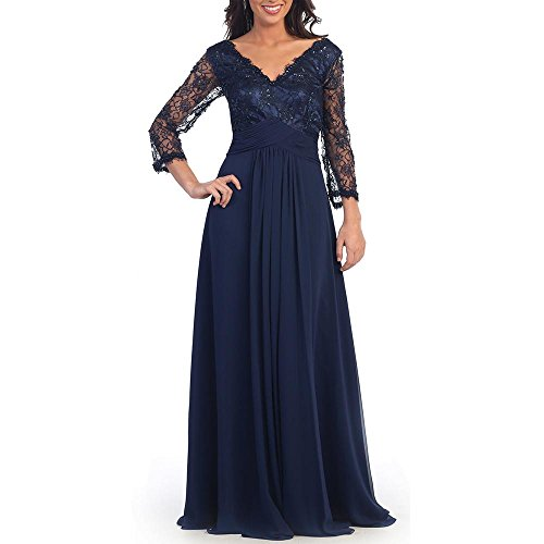 AbaoWedding Womens Sleeveless Double Evening product image