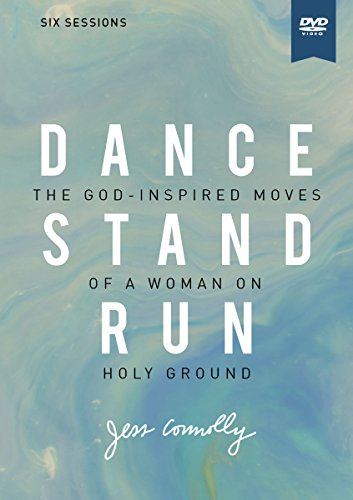 Dance, Stand, Run Video Study: The God-Inspired Moves of a Woman on Holy - Devotional Stand
