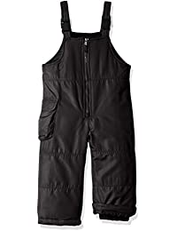 Girls' Classic Bib Pant with Zipper