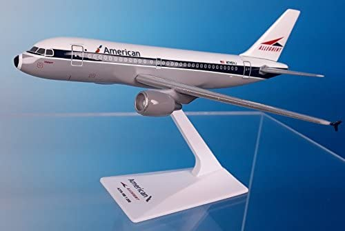 American / Allegheny a319 – 100 1 : 200スナップ式プラスチックパーツ# aab-31900h-011