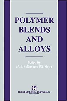 Book Polymer Blends and Alloys