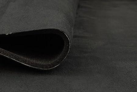 Alicante Extra Color Gris Oscuro de Alacantara sintética para Interior de Coche Tela Ante Sobre Espuma de Poliuretano de: Amazon.es: Hogar