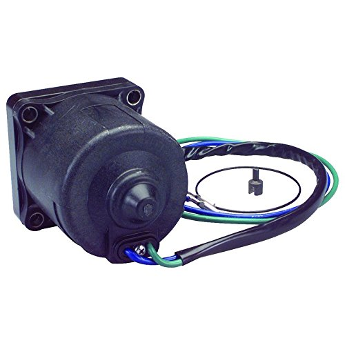 Parts Player New Tilt Trim Motor Fits OMC, Evinrude, and Johnson 2-Wire 434495 434496 438529 438531