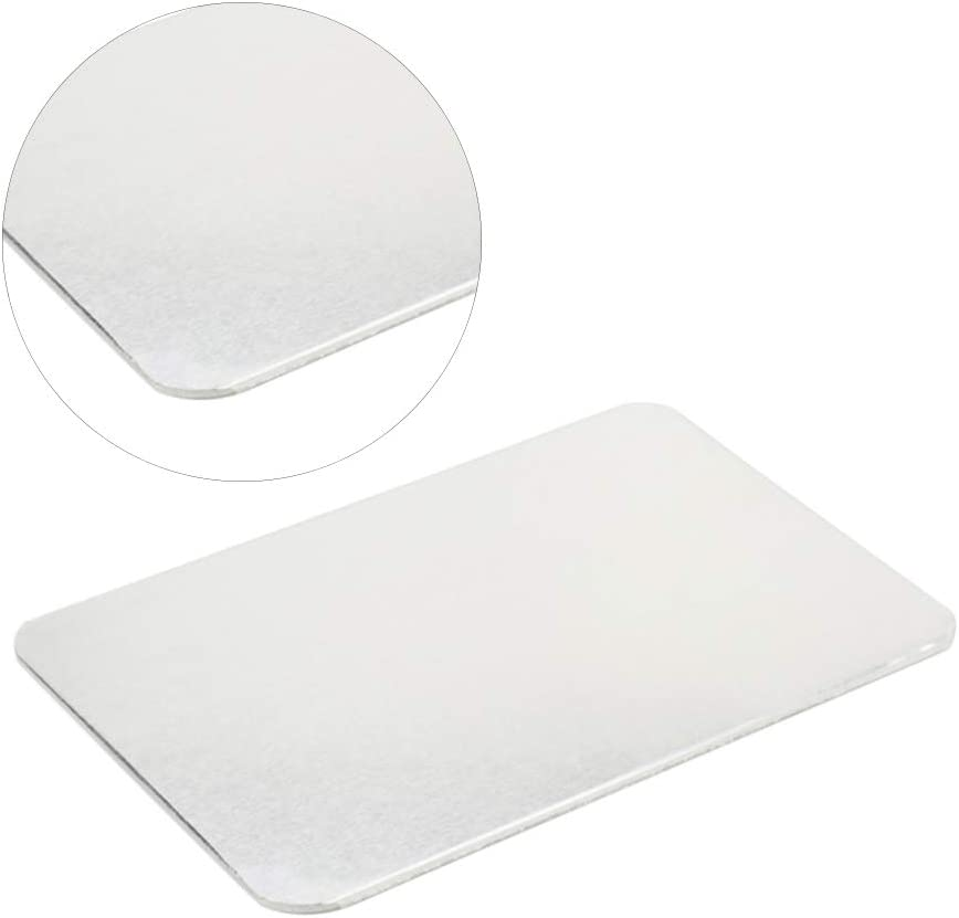 Balacoo Summer Cool Plate Small Pet Cooling Plate Cooling Mat for Rabbit Hamster, 10x4cm