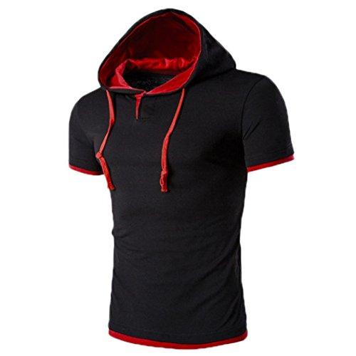 men-t-shirtsfunic-men-summer-fashion-hooded-pullover-short-sleeve-t-shirt-xxxx-large-red