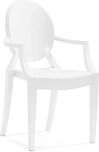 Zuo Modern 106102 Anime Dining Chair, Set of 4