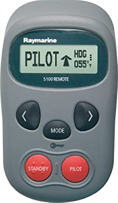 Raymarine E15024 S100 Wireless Autopilot Remote, from Raymarine