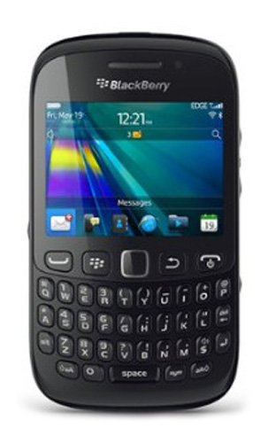 Renewed  BlackBerry Curve 9220  Black