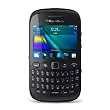 Blackberry 9220 Curve Unlocked GSM Quad-Band Smartphone with Wi-Fi, 2MP Camera and 7.1 Blackberry OS, No Warranty (Black) (Discontinued by Manufacturer)
