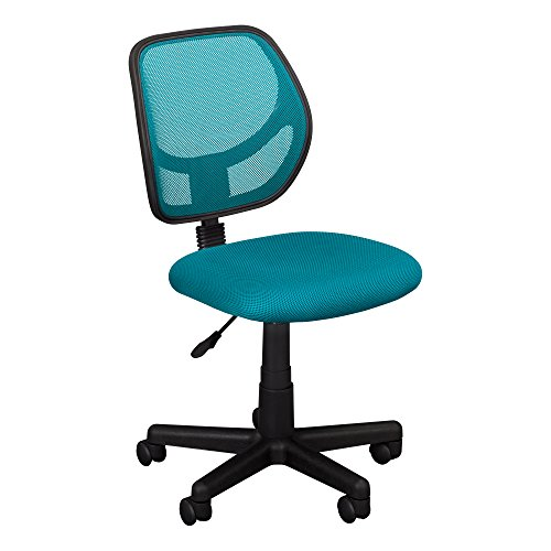 Low Back Guest Chair (Fat Catalog Colorful Low-Back Mesh Computer Task Chair Teal)