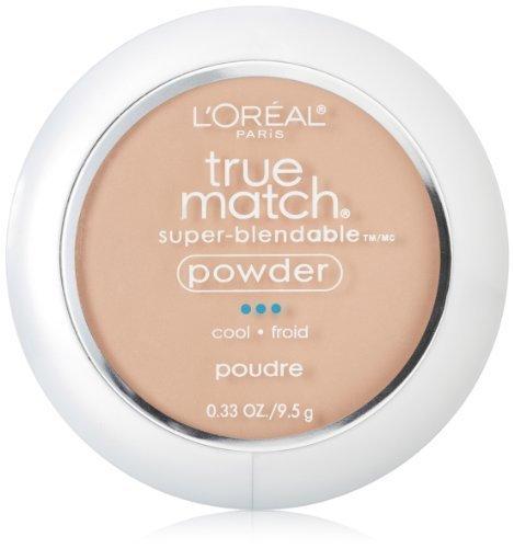 L'Oreal Paris True Match Powder, Creamy Natural, 0.33 Ounces by L'Oreal Paris Cosmetics