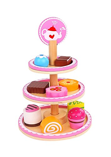 Tooky Toy Dessert Stand Children Toys