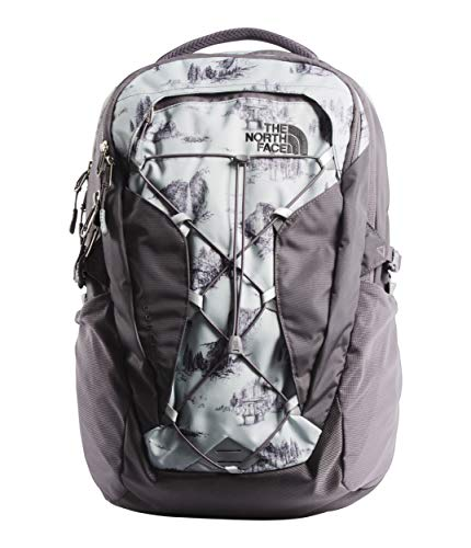 The North Face Women's Women's Borealis Rabbit Grey Yosemite Toile Print/Rabbit Grey One Size