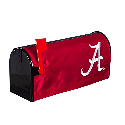 Evergreen Magnetic Mailbox Cover,University of Alabama