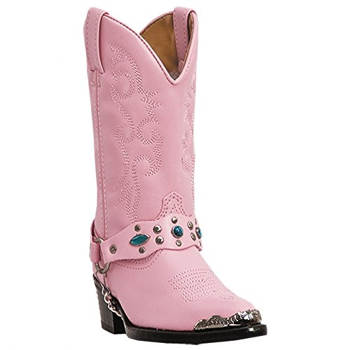 Laredo Infant/Toddler Girls' LC2212,Pink Synthetic,US 8.5 ()