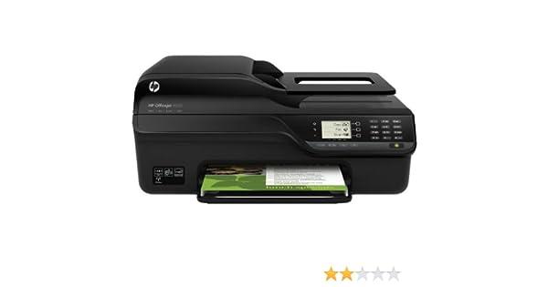 HP Officejet 4620 e-All-in-One - Impresora multifunción de tinta ...
