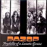 Psychillis of a Lunatic Genius By Pazop (2001-01-01)