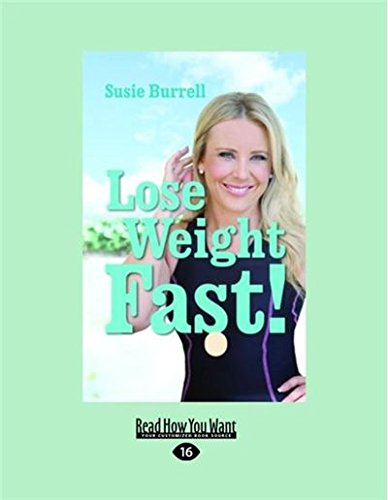 lose weight fast susie burrell amazon