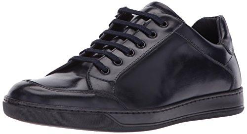 BUGATCHI Mens Ciampino Sneaker Navy