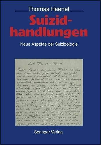 Suizidologie im Überblick (German Edition)