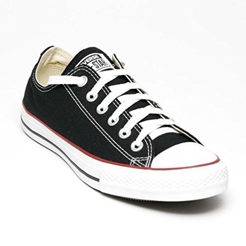 Zapatillas Deportivas Converse Clásicas All Star Negras Bajas Unisex Hombre Mujer De Lona Por Anandashop - Negro, EU 38.5: Amazon.es: Zapatos y complementos