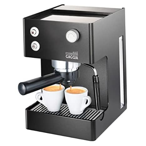Gaggia RI8151/60 Independiente Manual Máquina espresso 2.5L Negro - Cafetera (Independiente,