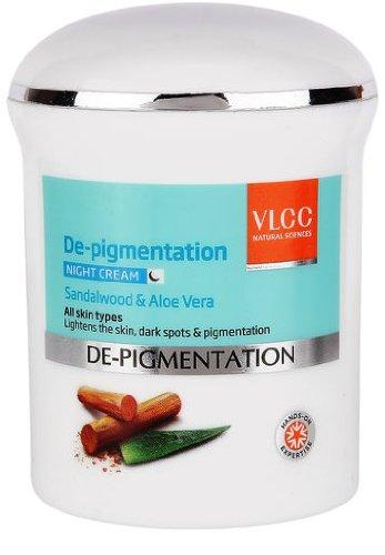VLCC De-Pigmentation Night Cream, 50g