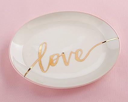 Kate Aspen 23148LV Love Trinket Dish