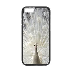 """EZCASE Peacock Phone Case For iPhone 6 (4.7"""") [Pattern-2]"""
