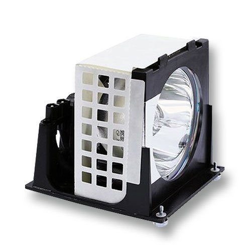 - Mitsubishi 915p020010 Compatible Replacement Rptv Lamp Bulb with Housing
