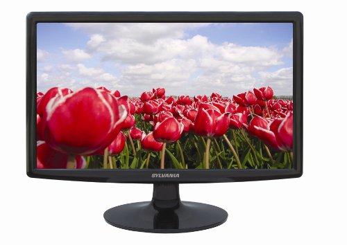 Sylvania SCM2001 20-Inch WideScreen LCD Computer Monitor