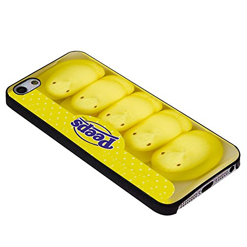 Easter Peeps i-Peeps For iPhone Case ( iPhone 6S plus black)