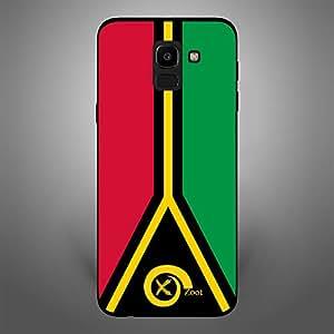 Samsung Galaxy J6 Vanuatu Flag
