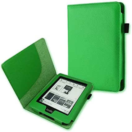 Funda para Amazon Kindle Paper White móvil verde Carcasa Cover ...