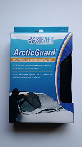 Arctic Guard Snow and Ice Windshield Cover (Arctic Guard)