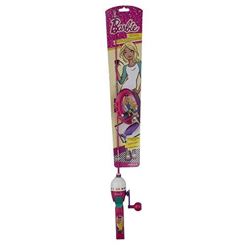 Barbie Kit Fishing - Shakespeare Barbie Fishing Tackle Box Kit