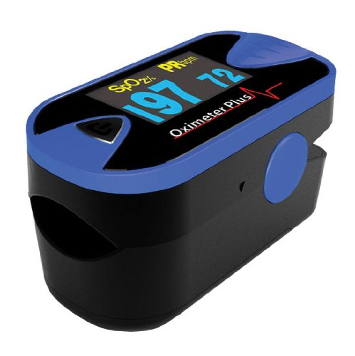 Oxi-Go QuickCheck Pro Sports and Aviation Finger-Unit Spot Check Pulse Oximeter