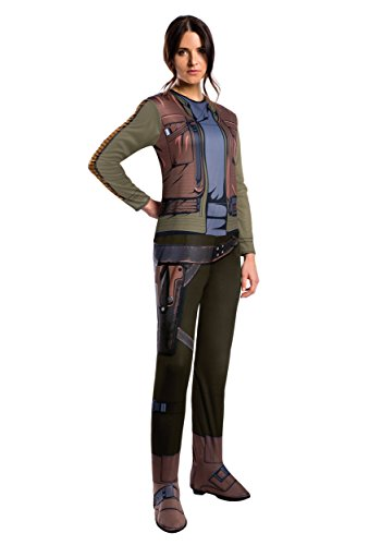 Rogue One: A Star Wars Story Women's Jyn Erso Costume, Multi, Large]()